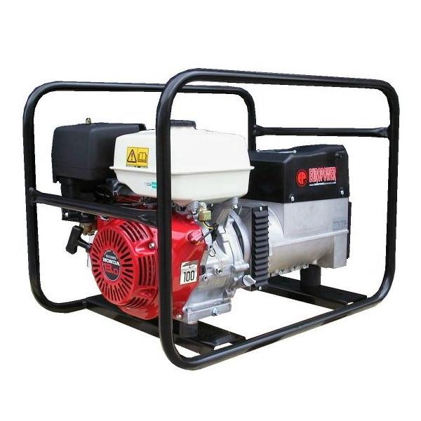 Генератор бензиновый Europower EP 200 X 3X230V для ж/д в Чайковскийе