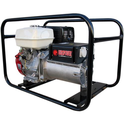 Генератор бензиновый Europower EP 6500 T 3X230V для ж/д в Чайковскийе