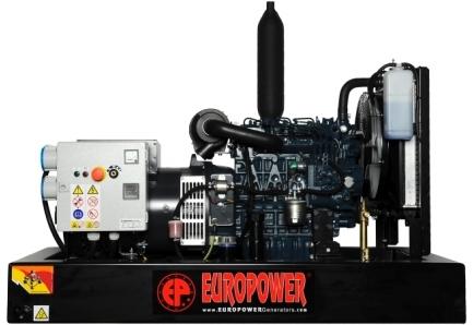 Генератор дизельный Europower EP 163 DE в Чайковскийе