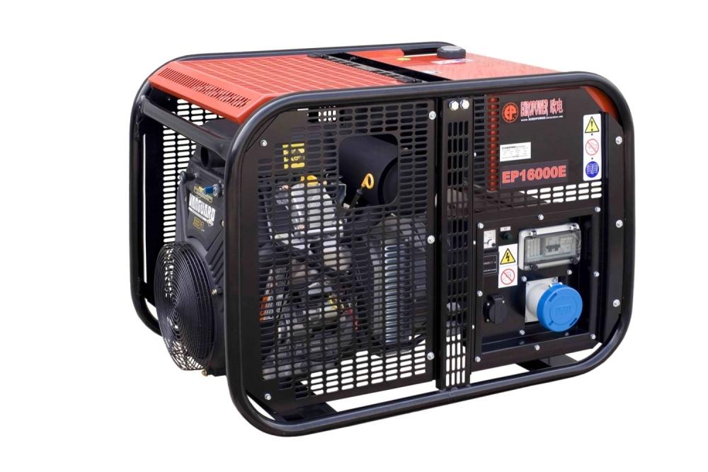 Генератор бензиновый Europower EP 16000 E в Чайковскийе