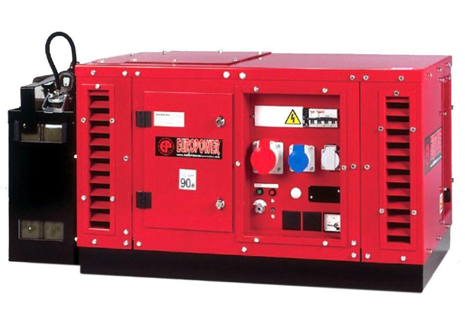 Генератор бензиновый Europower EPS 6000 E в Чайковскийе
