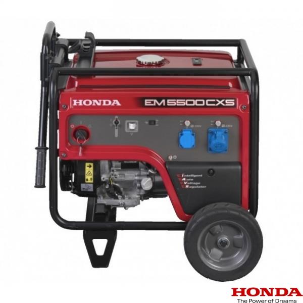 Генератор Honda EM5500 CXS 1 в Чайковскийе