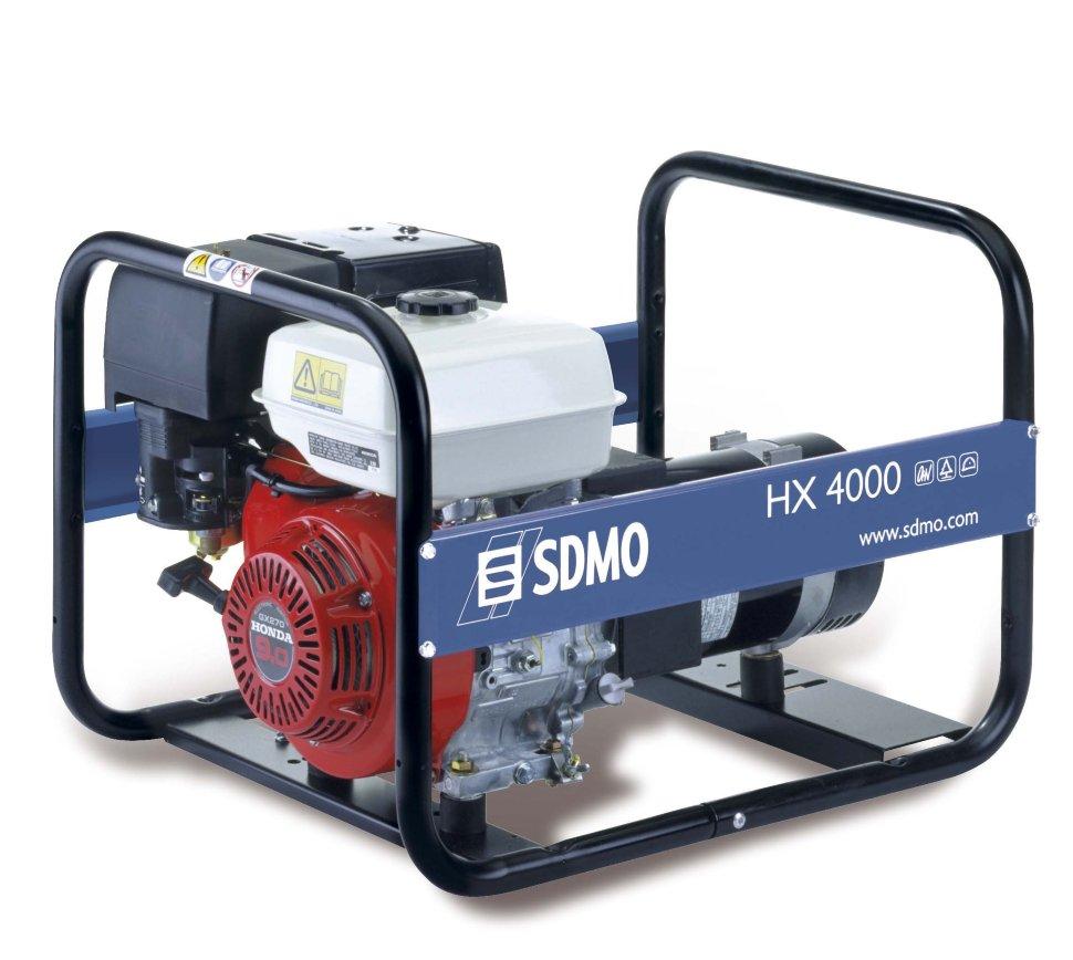 Генератор SDMO HX 4000-S в Чайковскийе